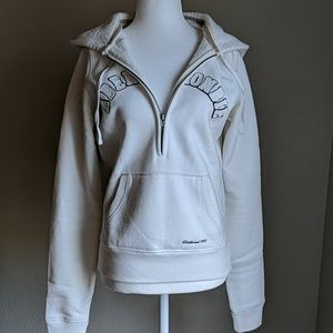 🔹Abercrombie and Fitch half zip hoodie